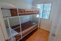 4 berth Villa bunks